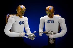 Robot creado por la NASA y GM llamado Robonauta2