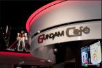 Estreno del Gundam Cafe (El sueño de todo otaku)