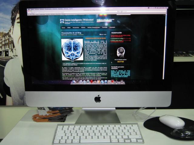 Deista.wordpress.com Sobre una poderosa MAC