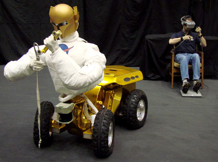 Caracteristicas del robot Robonauta (R-2)