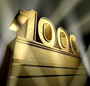 1000 Post en Deista.wordpress.com