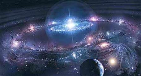Las fuerzas que actuan sobre nuestro Universo