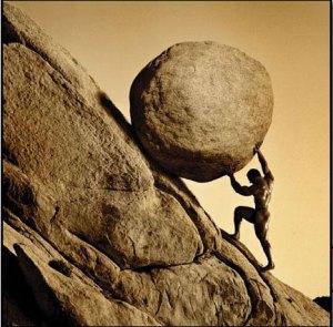 Paradoja de la piedra