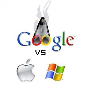 Google Vs Microsoft Vs Mac