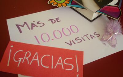 10.000 Visitas en Deista.wordpress.com