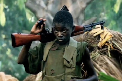 """Invisible children"" vs KONY"